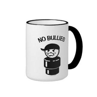 Vintage Little People Tough Kid - No Bullies Ringer Mug