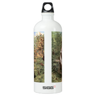 Vintage Mother and Child in a country setting SIGG Traveller 1.0L Water Bottle