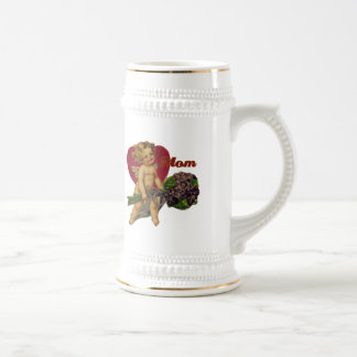Vintage Mother's Day Beer Steins