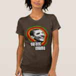 Vintage Obama T-Shirts , African Colours