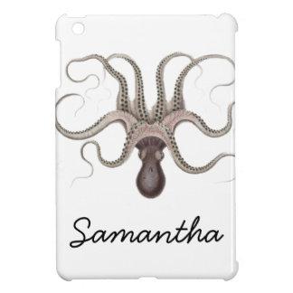 Vintage Octopus Illustration Case For The iPad Mini