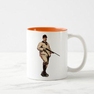 Vintage Remington Shotgun Sportsman Coffee Mug