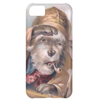 Vintage Salty Sea Dog iPhone 5 Case-Mate iPhone 5C Case