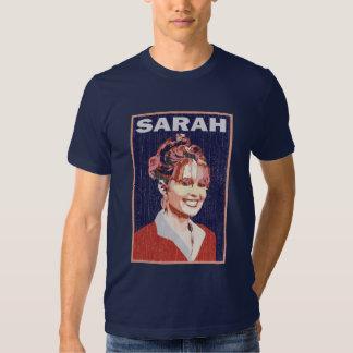 Vintage Sarah Palin for 2012 T-shirts