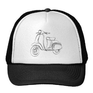 Vintage Scooter Cap