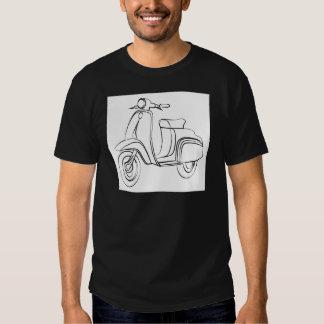 Vintage Scooter Shirt