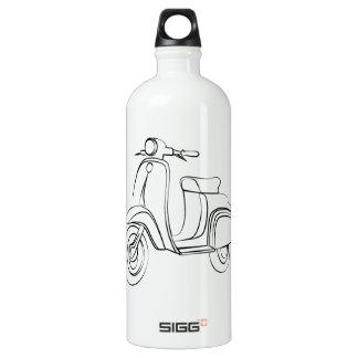 Vintage Scooter SIGG Traveller 1.0L Water Bottle