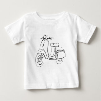 Vintage Scooter Tee Shirt