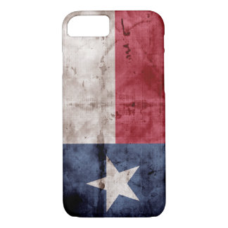 Vintage Texas Flag iPhone 7 case