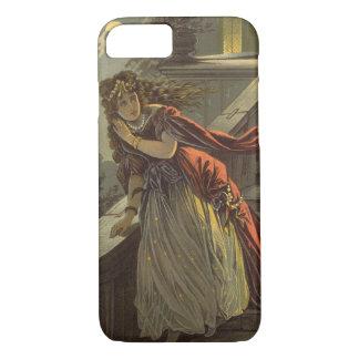 Vintage Victorian Fairy Tale, Cinderella iPhone 7 Case
