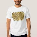 Vintage World Map Tee Shirts