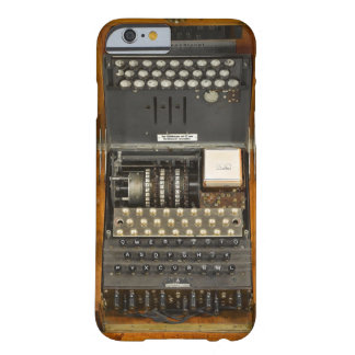 Vintage WWII German Enigma Barely There iPhone 6 Case