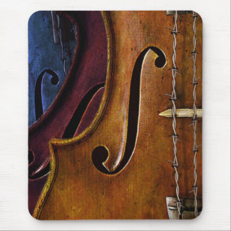 Violin Composition mouse pad