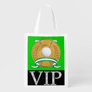 VIP Golf Gift, Favor, Grocery Bag - SRF