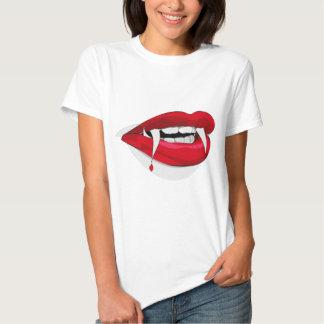 Vladdy Fangs Happy Vampire Tshirt