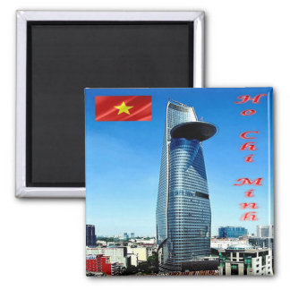 VN - Vietnam - Bitexco Financial Tower Square Magnet