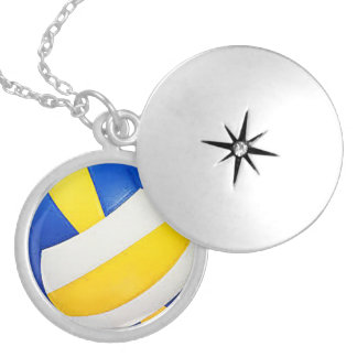 """""""Volley Ball"""" design jewelry products"""