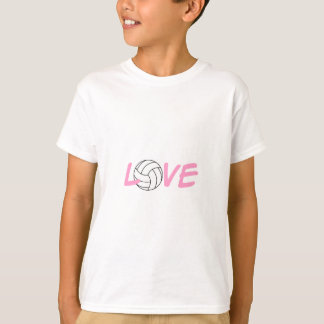 VOLLEYBALL LOVE T-SHIRTS