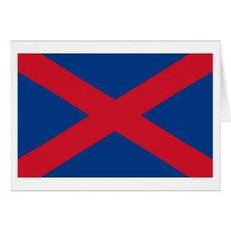 Voortrekker Flag Greeting Card