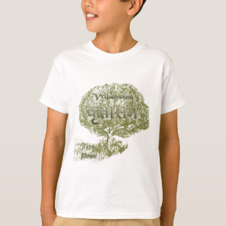 Vriksasana ~Yoga Tree Pose Shirt