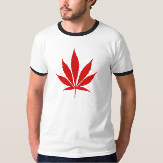 W02 Pot Leaf T-Shirt