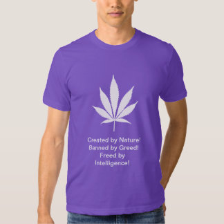 W04 Created by Nature! Pot T-Shirt