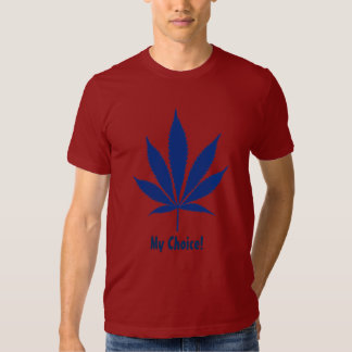 W10 My Choice Pot T-Shirt