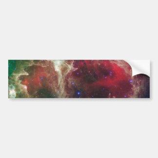 W5 Wallpaper Bumper Sticker