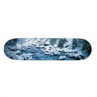 WA, Wenatchee National Forest, Cascade Skateboard
