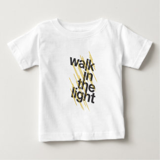 Walk In The Light Tee Shirts