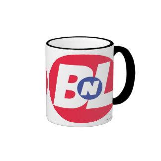 WALL-E BnL Buy N Large logo Ringer Mug