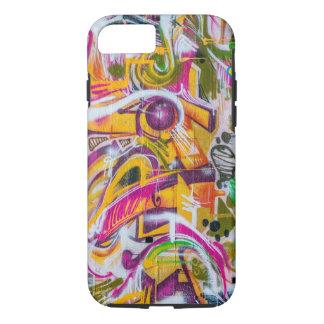 wall graffiti art iPhone 7 case