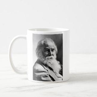 "Walt Whitman Age 59 ""Traveling Years"" Basic White Mug"