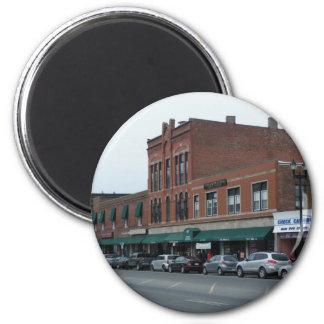 Waltham 6 Cm Round Magnet