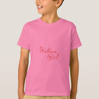 Waltham Girl tee shirts
