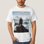 Wanderer above the Sea of Fog: Shirts & Apparel