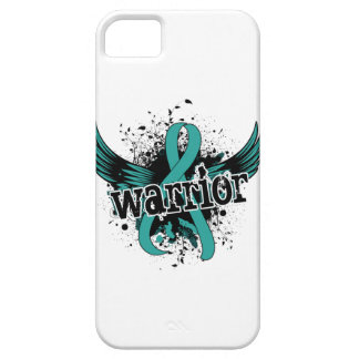 Warrior 16 Peritoneal Cancer iPhone 5 Cover