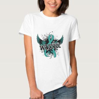 Warrior 16 Peritoneal Cancer Tee Shirt