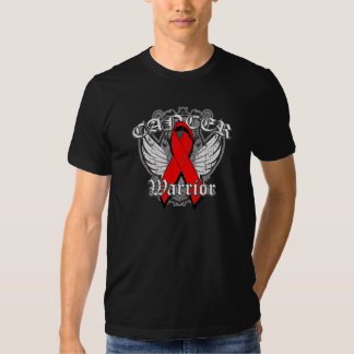 Warrior Vintage Wings - Blood Cancer Tee Shirts