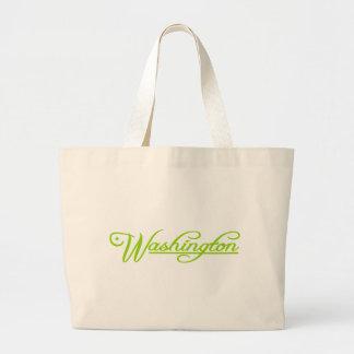Washington (State of Mine) Jumbo Tote Bag