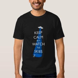 Watch the Skies Tee Shirt