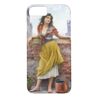 Water Girl 1908 iPhone 7 Case