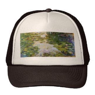 Water Lilies - Claude Monet Cap
