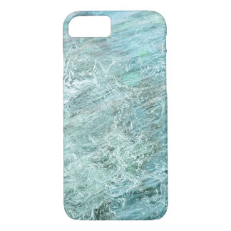 water surface psychedelic iPhone 7 case