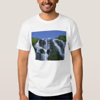 Waterfall, Portree, Isle of Skye, Highlands, T Shirt
