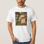 Waterhouse Gather Ye Rosebuds T-shirt