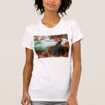 Waterhouse Miranda The Tempest T-shirt