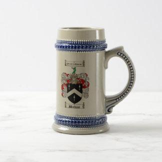 Watkins Coat of Arms Stein Beer Steins