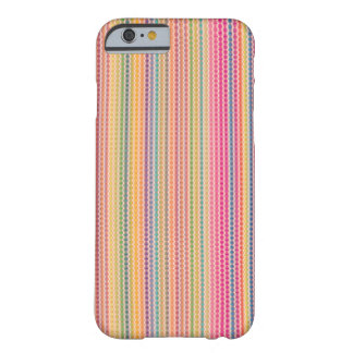 Waves Colourful Pattern on iPhone 6 Case / Skin