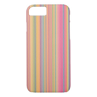 Waves Colourful Pattern on iPhone 7 Case / Skin